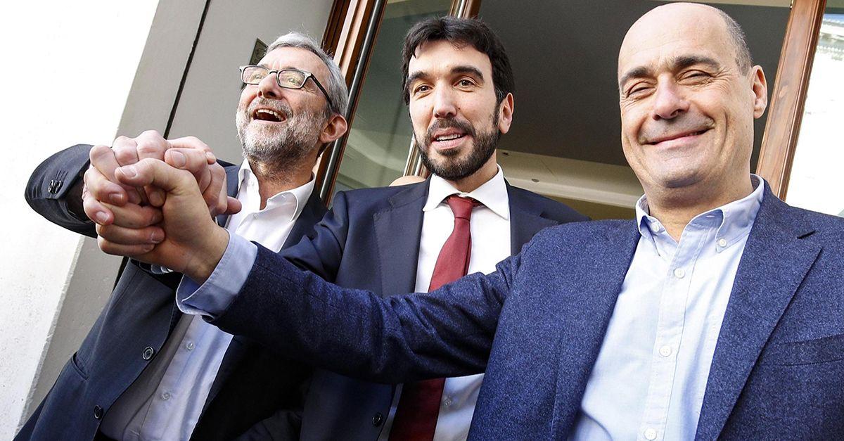 Primarie PD, la telecronaca del dibattito su Chiamate Roma