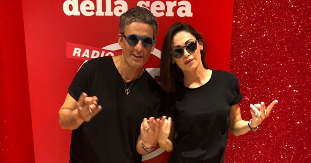 """Lady Tata da Fiorello: Tatangelo live con """"Muchacha"""" versione Drake"""