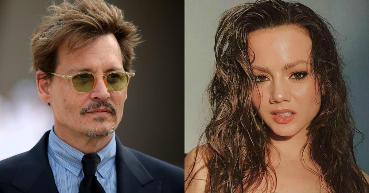 Johnny Depp ha una nuova fidanzata, è la ballerina russa Polina Glen