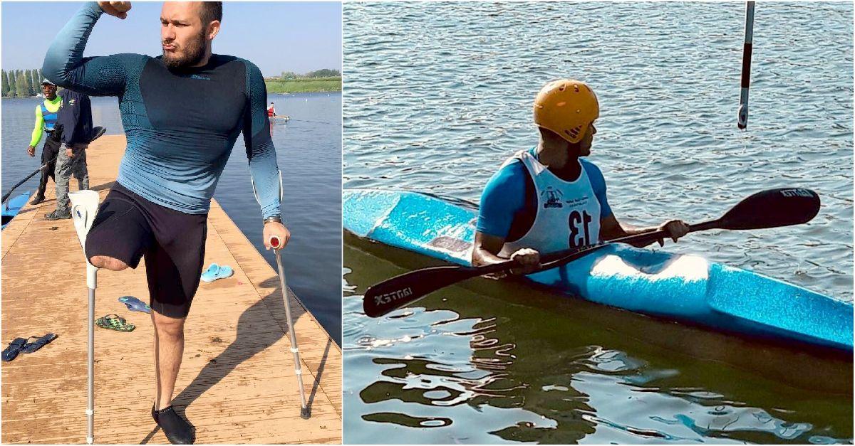 Obiettivo Olimpiadi. Dall'incidente in moto alla rinascita in canoa: la storia di Mirko