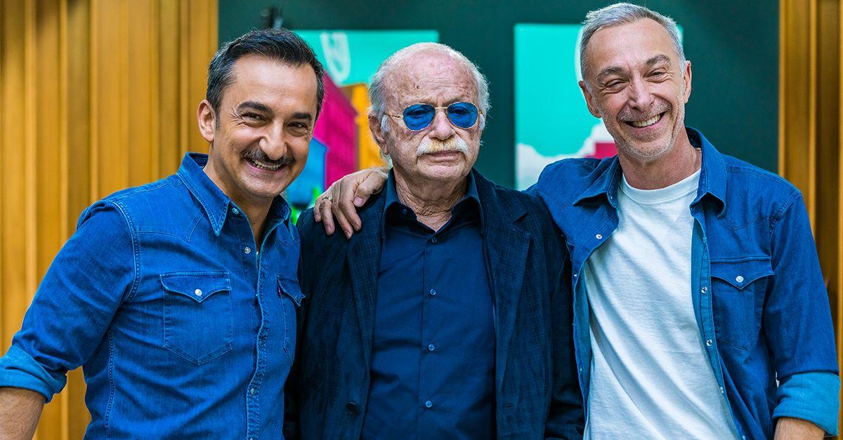 """""""Appunti di un lungo viaggio"""", Gino Paoli celebra 60 anni di carriera. L'intervista a Deejay chiama italia"""