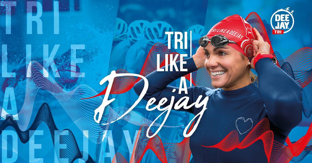 Anche quest'anno torna Deejay TRI: appuntamento dal 7 al 9 giugno all'Idroscalo di Milano