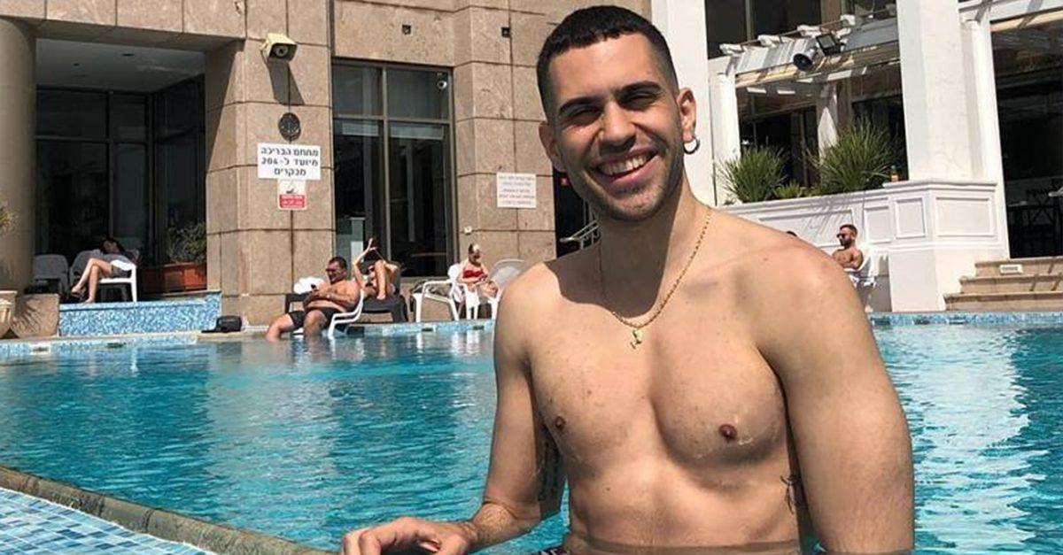 Mahmood annuncia da Tel Aviv le date del tour