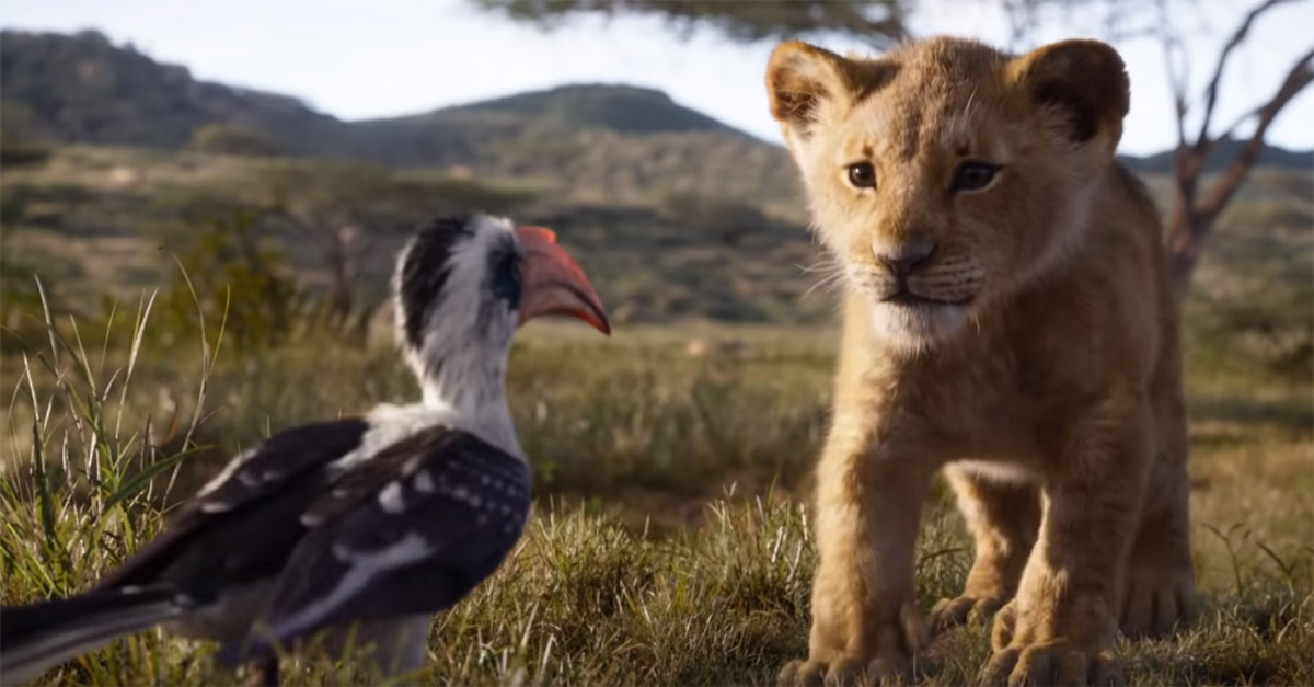 Il Re Leone, il nuovo e incredibile trailer del film: Simba è tornato!