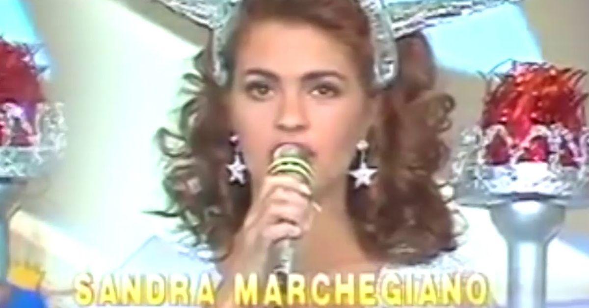 """Sandra Marchegiano, com'è oggi la Miss che era """"condenda pe fa sta sfilada"""""""