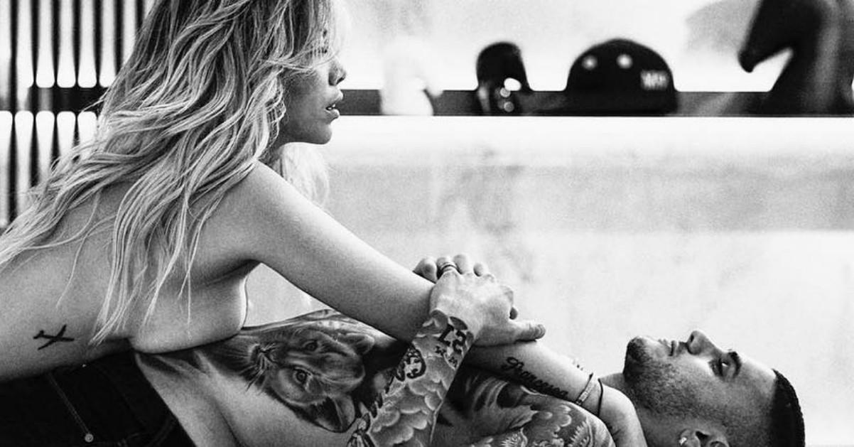 Wanda Nara e Mauro Icardi, la foto super sexy fa impazzire la rete