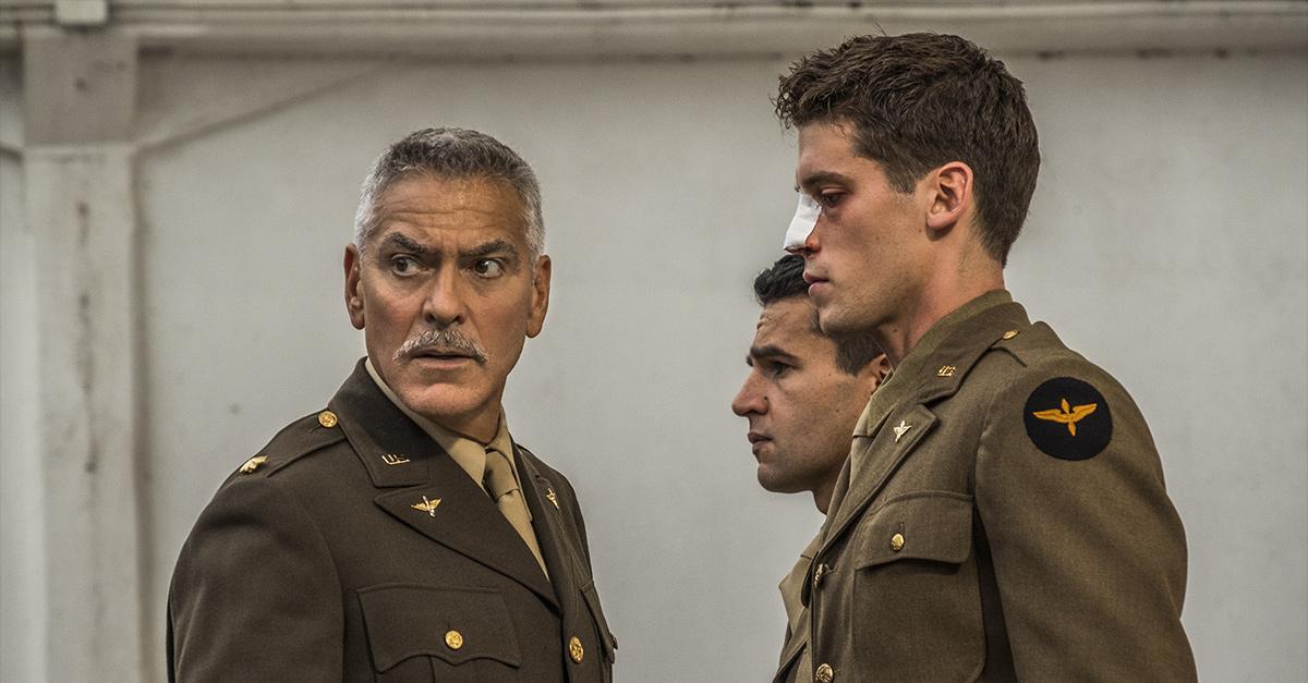 """Catch-22, la nuova serie TV con George Clooney arriva su Sky: vieni all'anteprima con """"No Spoiler""""!"""