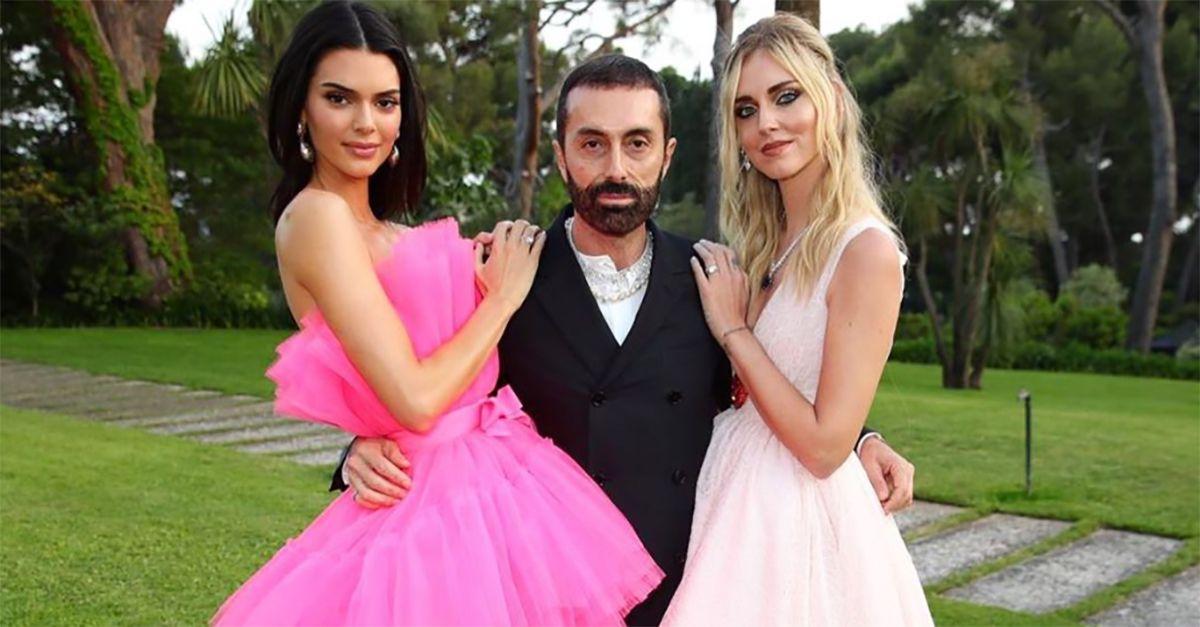 Cannes, Kendall Jenner e Ferragni vestono H&M: in arrivo la collezione firmata Giambattista Valli