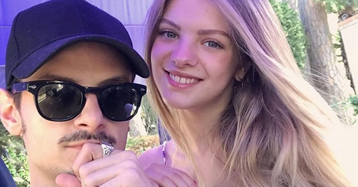 """Fabio Rovazzi: """"Io e Karyna ci siamo lasciati"""". Il messaggio su Instagram"""
