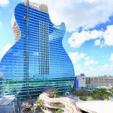 Usa, dormire in una chitarra: in Florida l'hotel per gli amanti del rock
