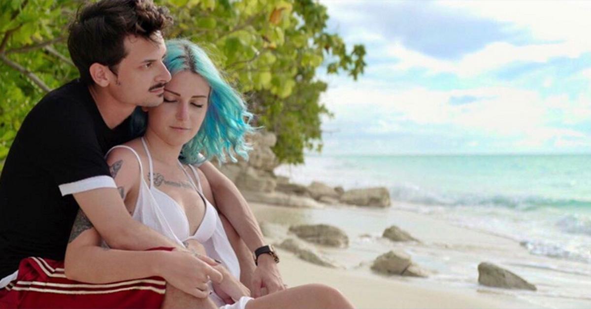 Fabio Rovazzi presenta Kokeshi, la sua nuova fidanzata: ecco la vacanza ai Caraibi