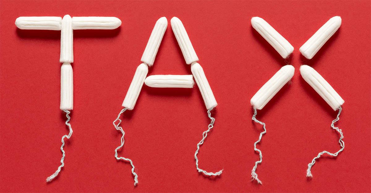 Tampon Tax, quando l'assorbente diventa un bene di lusso