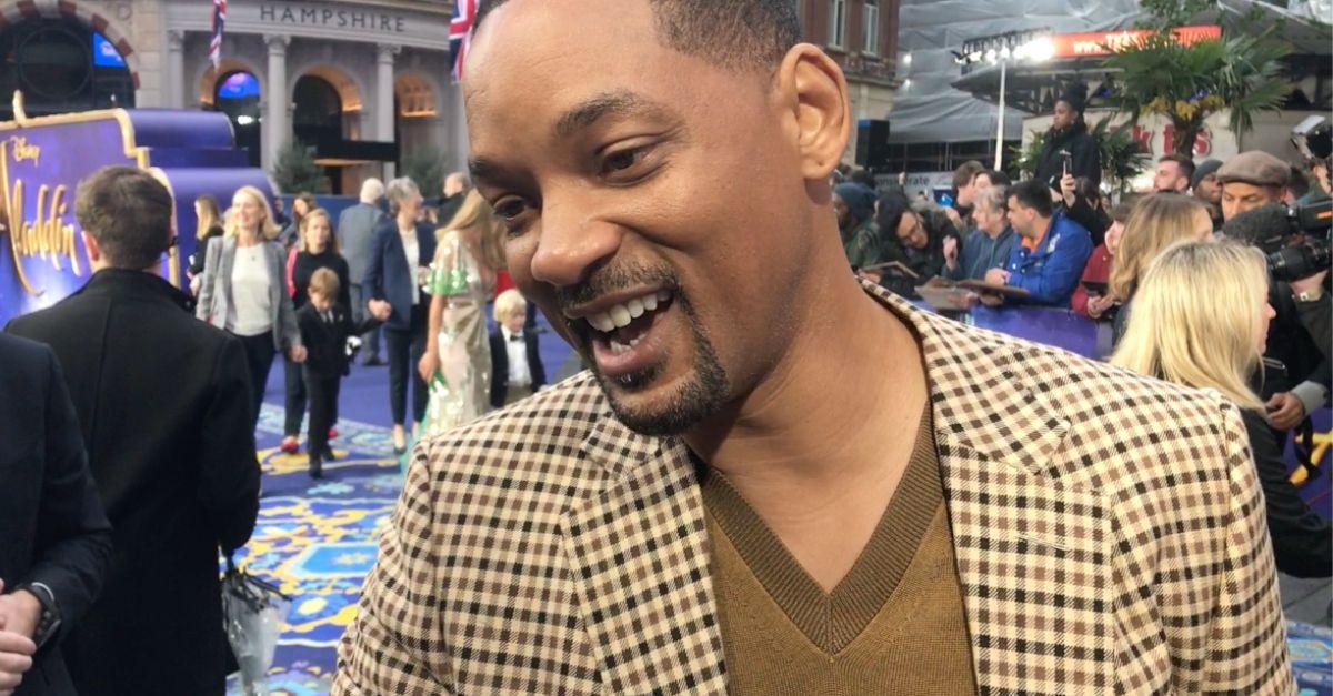 """Aladdin, Will Smith: """"Nel mio Genio c'è Willy il principe di Bel-Air"""""""