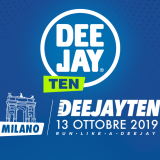 Deejay Ten torna a Milano, iscriviti subito!
