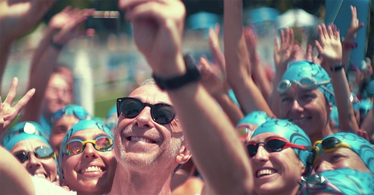Milano, Deejay Tri 2019: il video della terza edizione della gara di triathlon