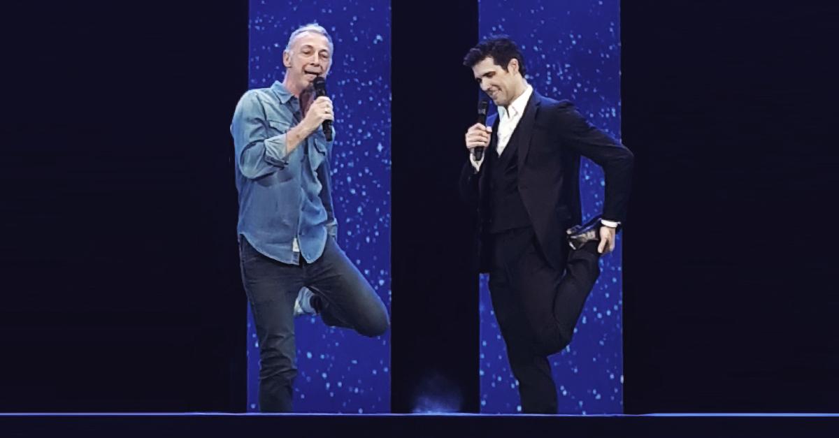 Festa della Danza di Roberto Bolle: anche Linus allo show finale in piazza Duomo