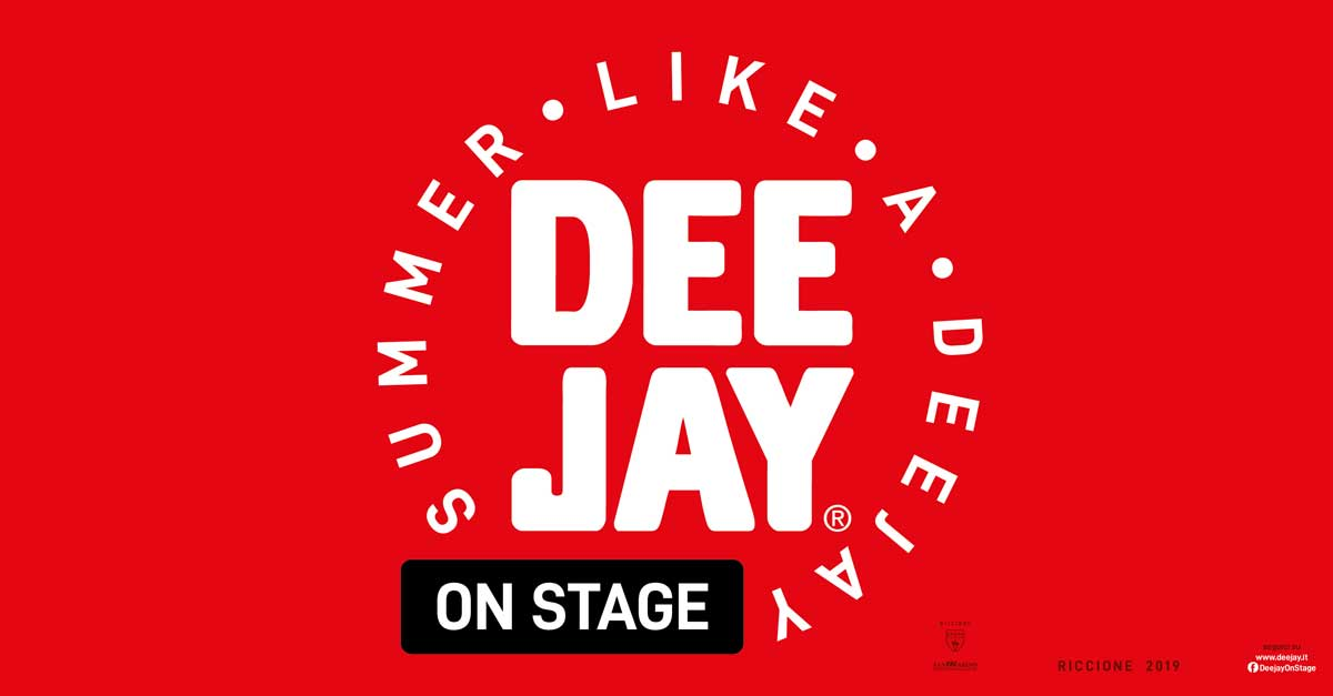 Deejay On Stage 2019