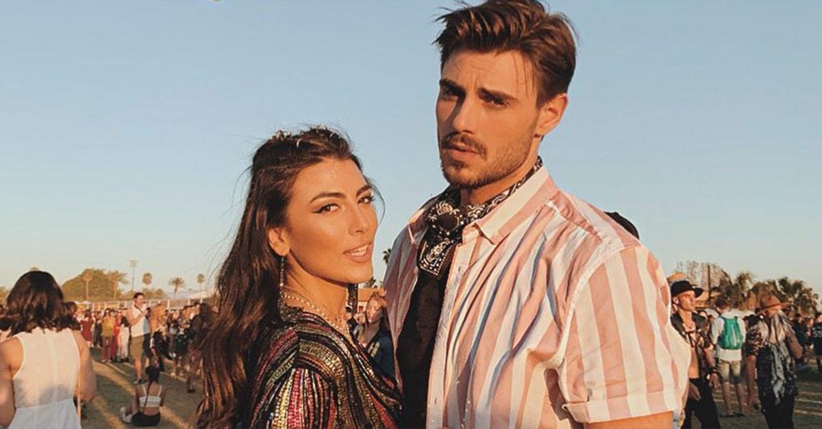 Giulia Salemi e Francesco Monte si sono lasciati. Il messaggio su Instagram