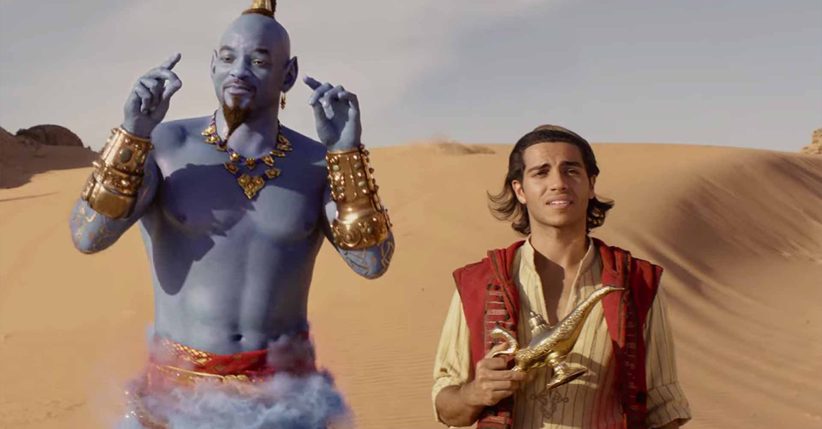 Fan di Aladdin? Ecco i gadget da avere assolutamente