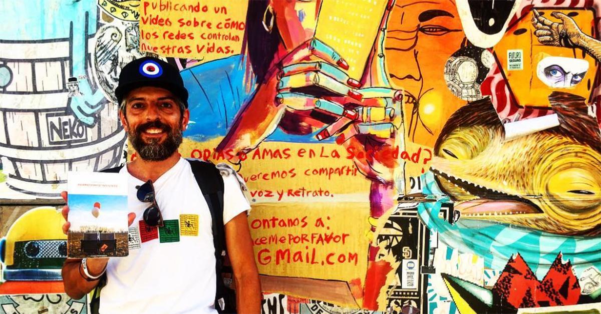 Deejay on the Road, ex manager oggi viaggiatore zaino in spalla: ecco come ho cambiato la mia vita a 40 anni
