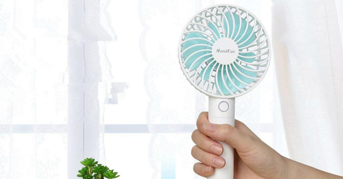 Il caldo improvviso in ufficio si combatte con il ventilatore-nebulizzatore