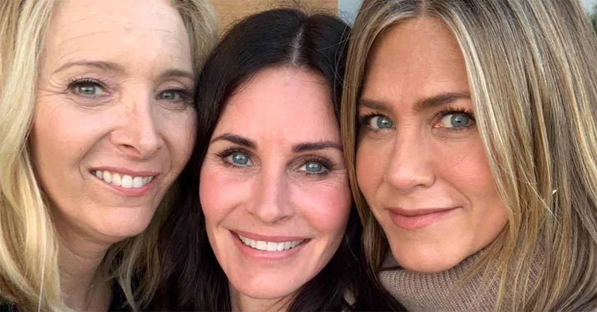 Friends, le ragazze sono tornate: la reunion per il compleanno di Courteney Cox