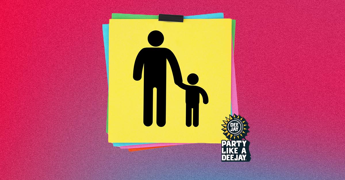 Party Like a Deejay: arrivate alla festa con dei bambini? Ecco cosa dovete sapere