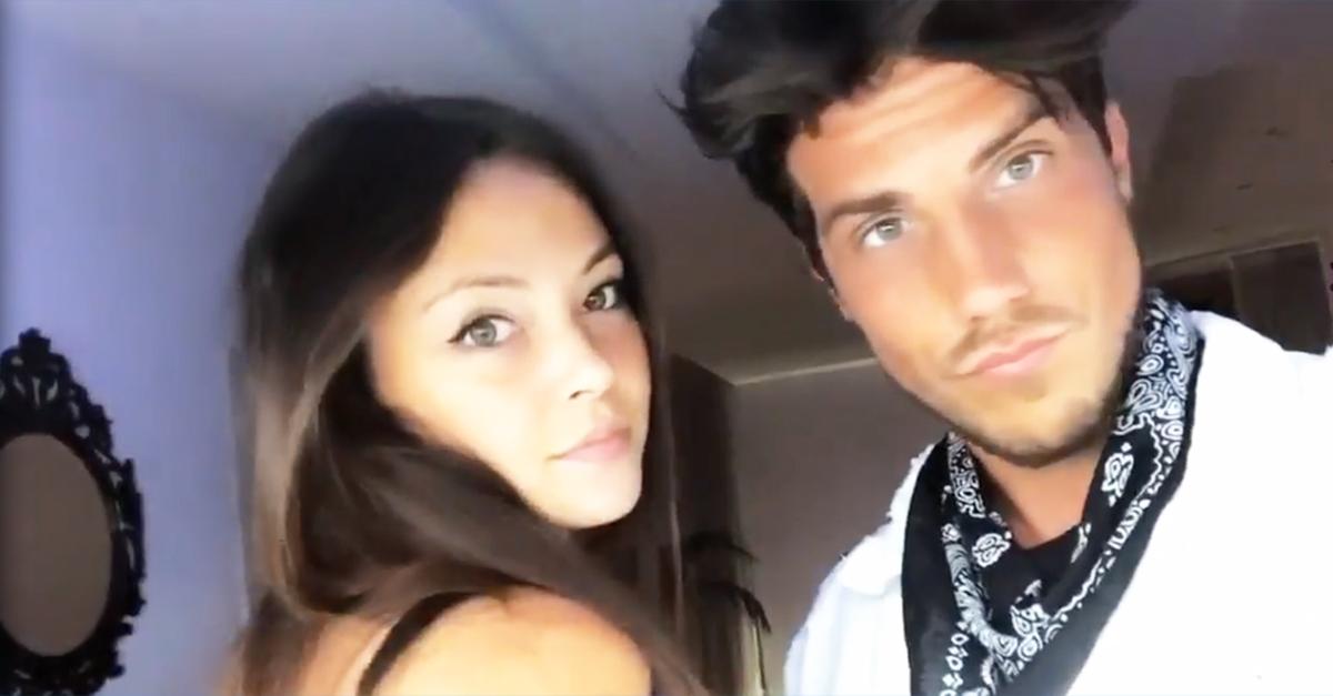 GF, Daniele sempre più vicino a Martina e i fan l'accusano: 'Lo fai per i soldi': la risposta