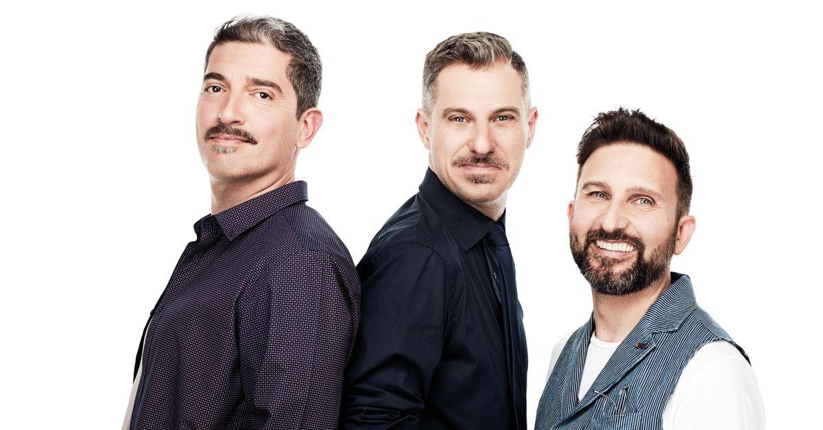 """Amore in quarantena, il Trio Medusa presenta la seconda stagione: """"Preparate i fazzoletti"""""""