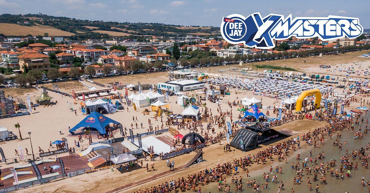 DEEJAY Xmasters torna a Senigallia dal 13 al 21 luglio: ecco gli eventi e gli ospiti