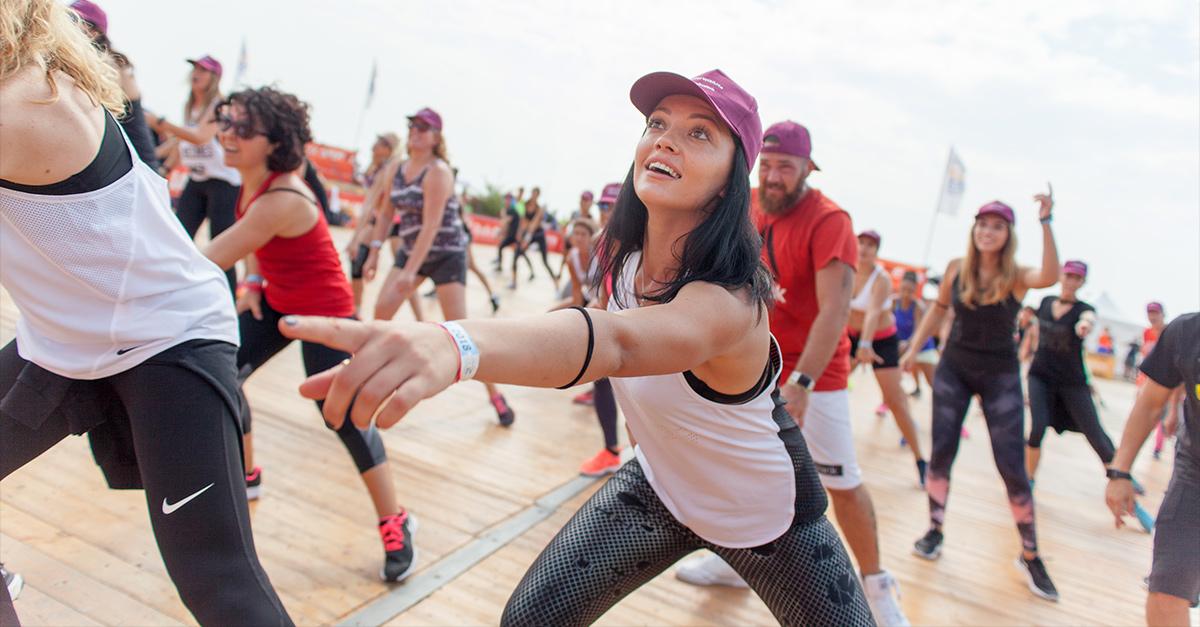 Torna Bibione Beach Fitness, appuntamento il 20, 21 e 22 settembre