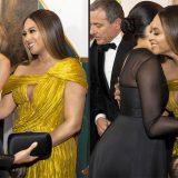 Londra, Beyoncé e Meghan Markle: l'incontro e l'abbraccio sul red carpet