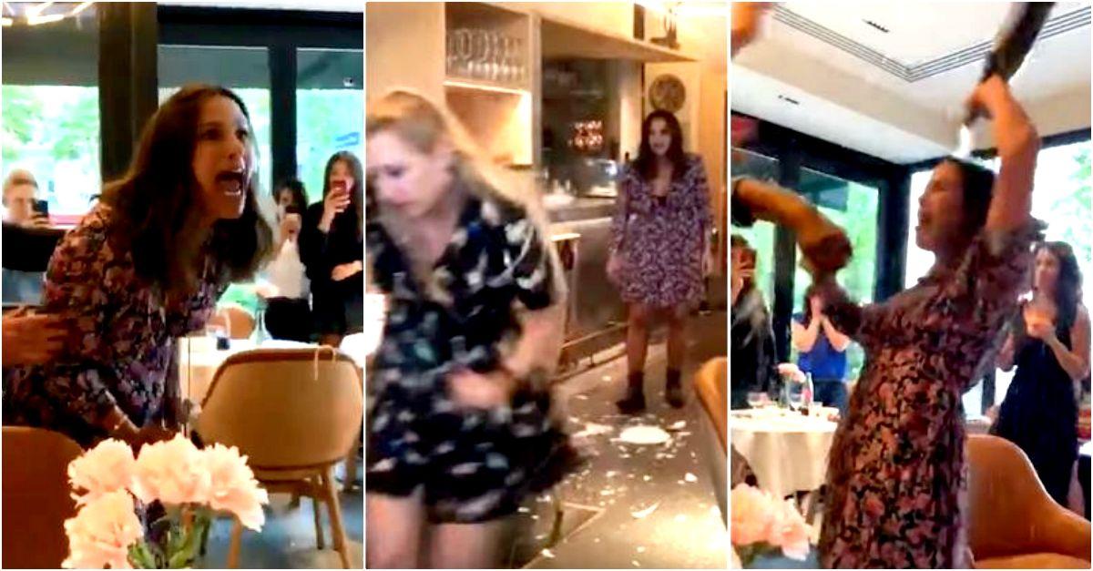 Scenata furiosa al ristorante: ecco il motivo dietro alla sfuriata diventata virale