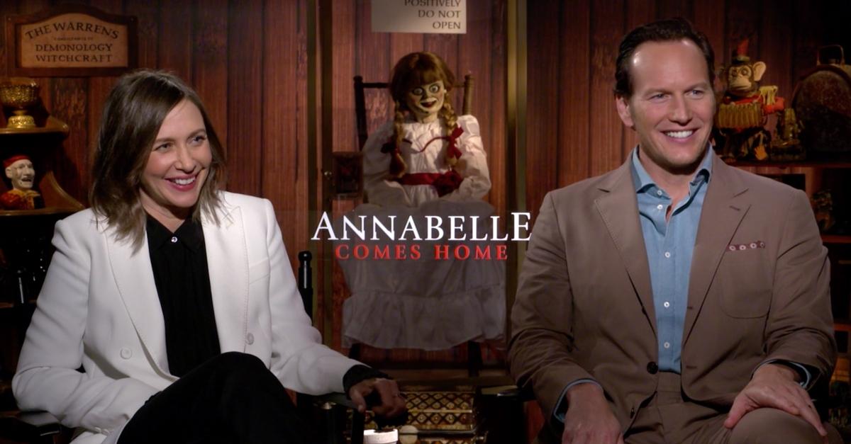 Annabelle 3: la bambola demoniaca torna a casa