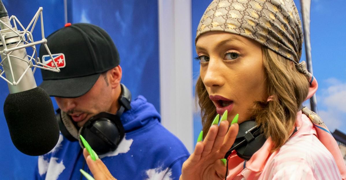 Chadia Rodriguez per la prima volta a Radio DEEJAY: l'intervista di Wad