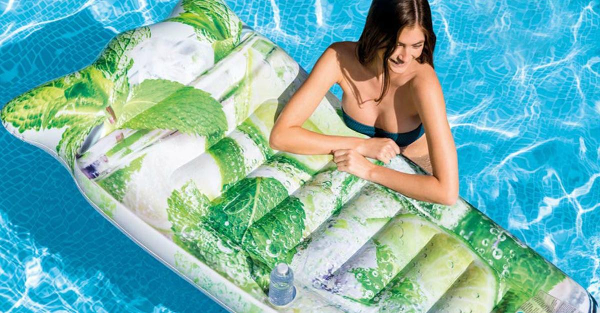 Materassino o gonfiabile: ecco quelli da portare al mare o in piscina