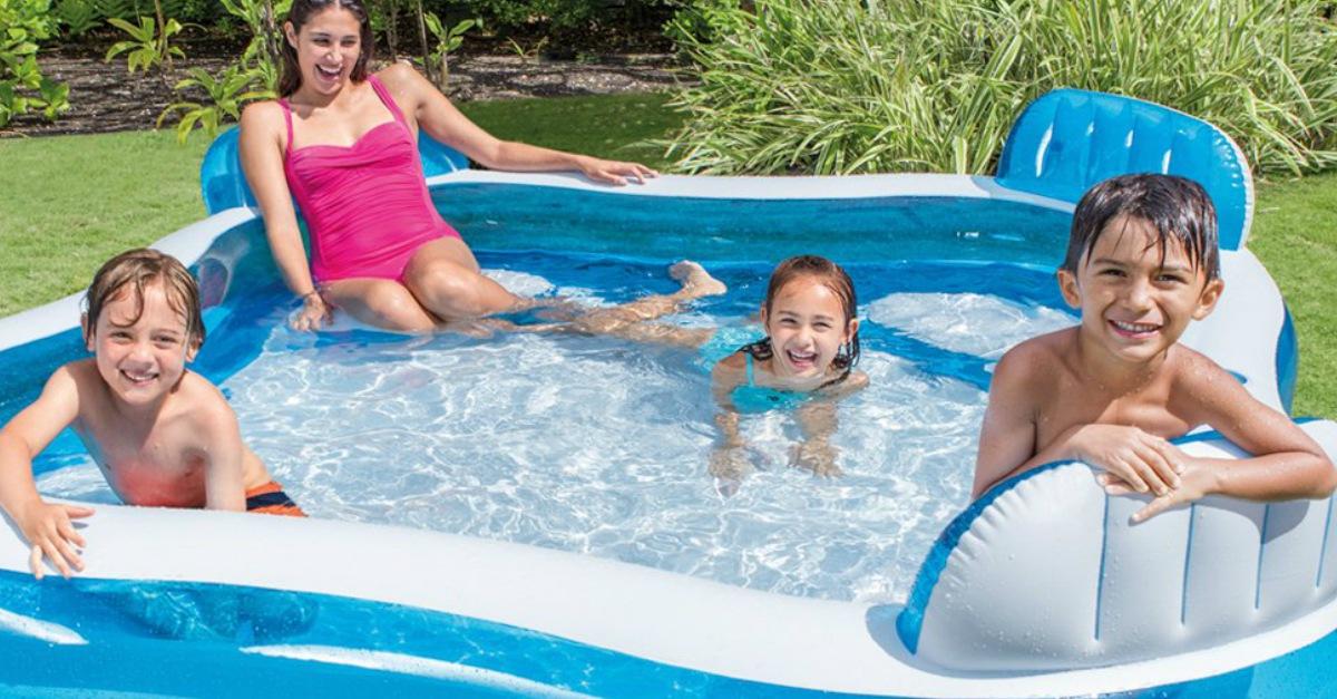 Ecco le piscine da mettere in giardino per combattere il caldo asfissiante dell'estate