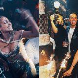 """Miami, Jennifer Lopez scatenata al party per i suoi 50 anni: """"Noi veniamo dal Bronx"""""""