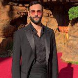 Il re leone, Marco Mengoni alla premiere a Los Angeles