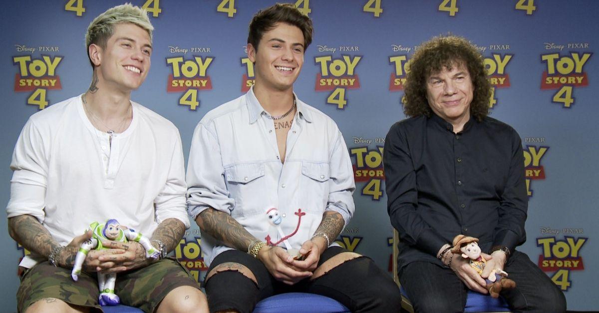 Toy Story 4, ecco cosa ascoltano i protagonisti (italiani). Buzz Lightyear ama Vasco Rossi