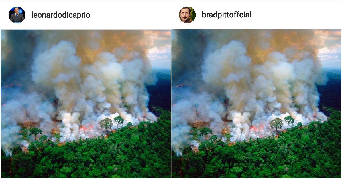 L'Amazzonia brucia e sui social parte la protesta. Ma attenzione: alcune foto sono fake