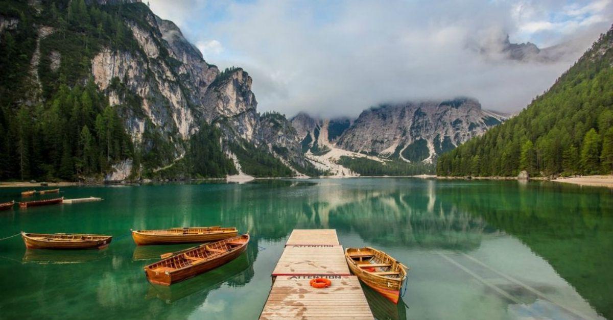 """""""Un sogno chiamato Dolomiti"""": tutta la bellezza delle nostre montagne in questi 16 scatti"""