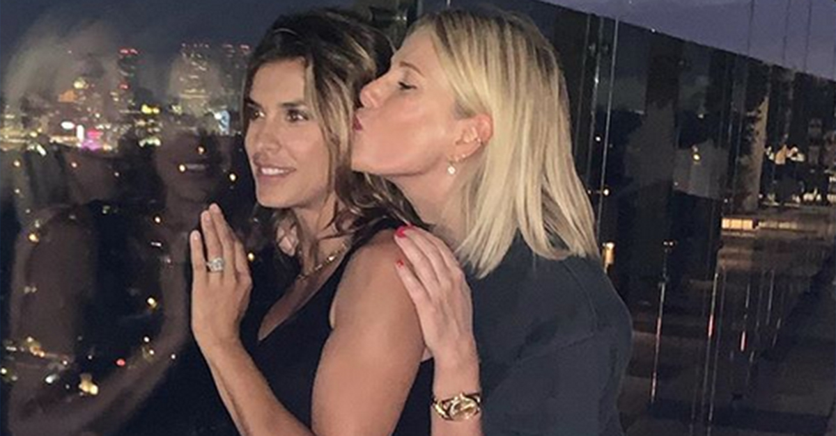 "Alessia Marcuzzi con Elisabetta Canalis a Los Angeles: ""Ci sentiamo molto Kardashian"""