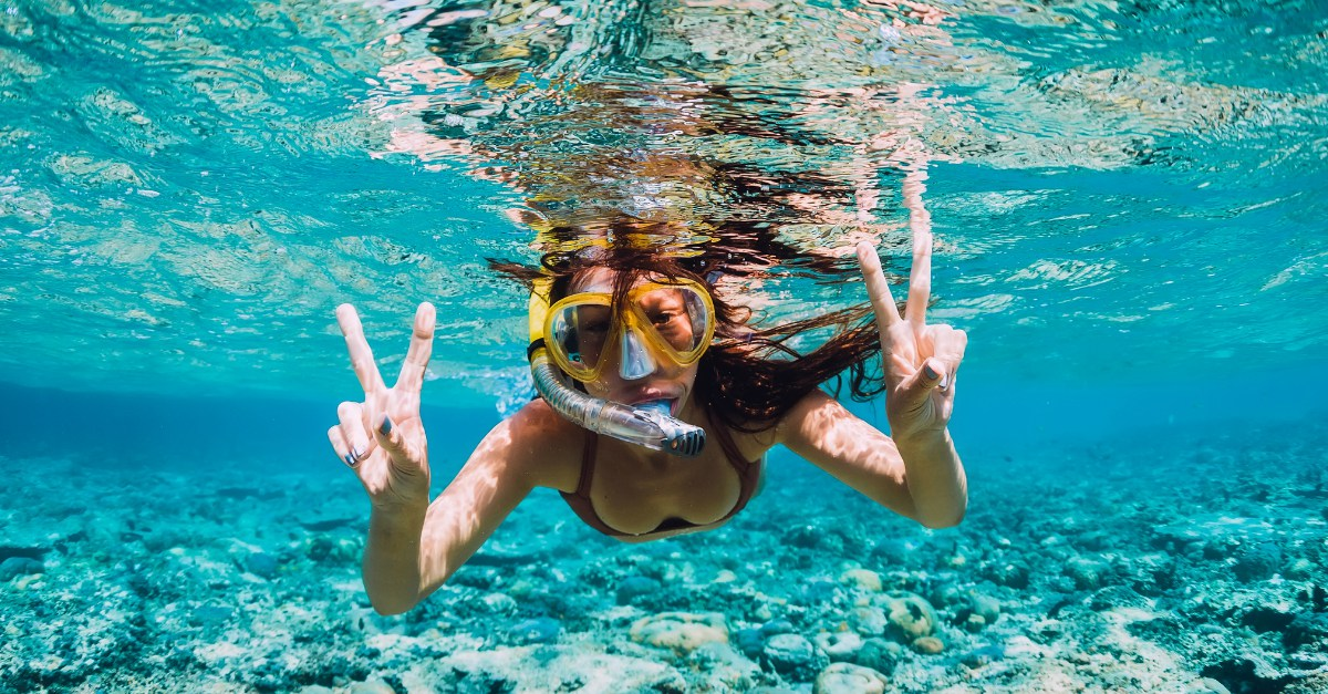 Le action cam per delle foto sott'acqua da Instagram Star