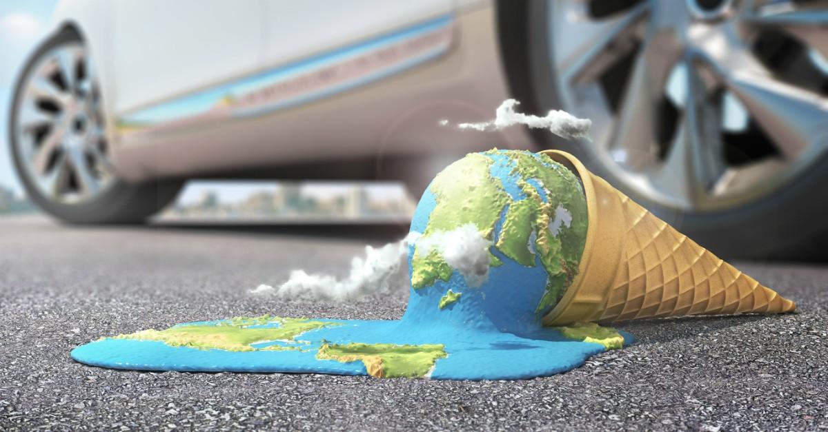 """Cambiamento climatico? No, si chiama """"Riscaldamento globale"""". La cruciale differenza"""
