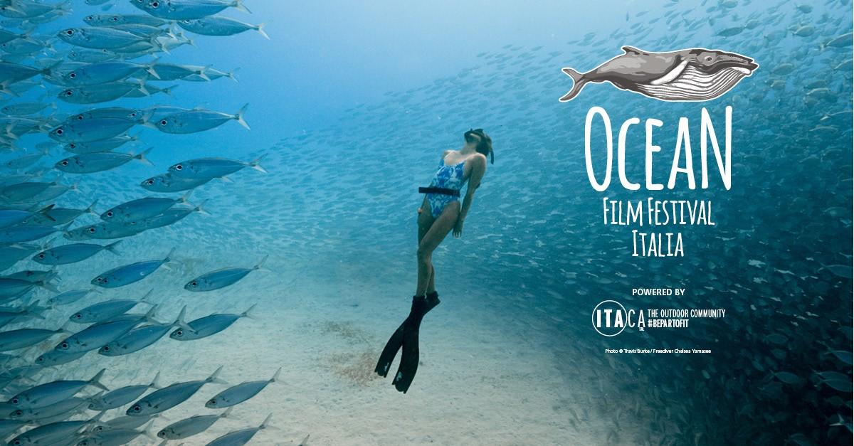 Ocean Film Festival torna in Italia: un tuffo al cinema tra avventura e cambiamenti climatici