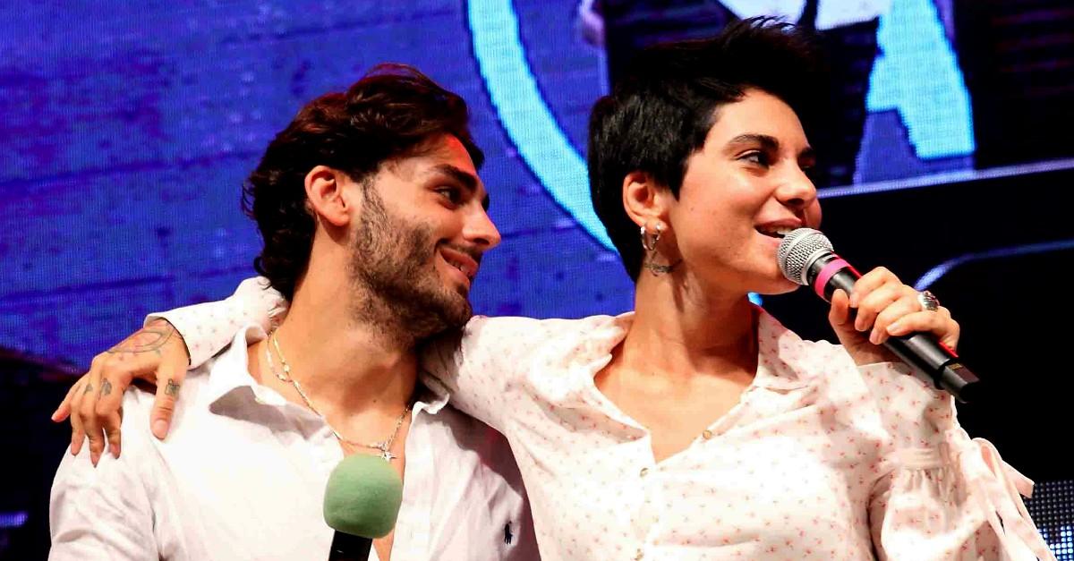 Alberto Urso, Giordana Angi e Ron live sul palco di Play Deejay: i video da San Marino