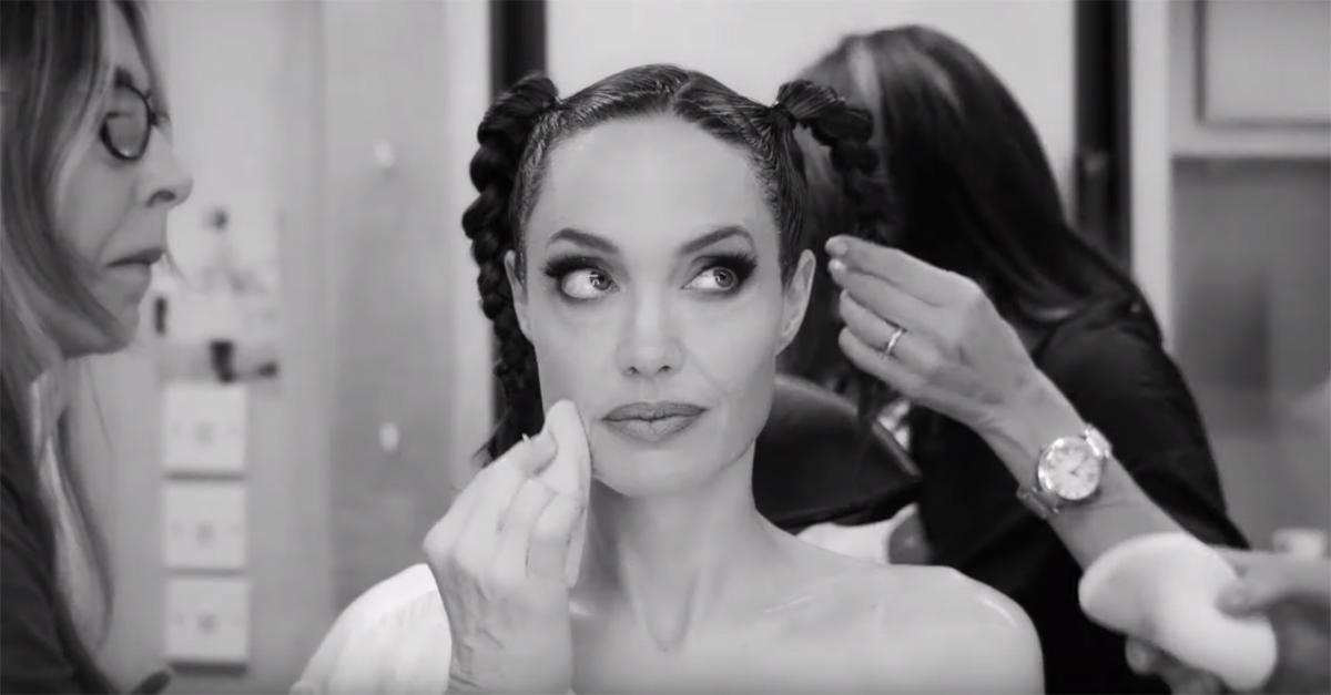 Maleficent sta per tornare, ecco come Angelina Jolie diventa Malefica
