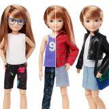 """Mattel ha messo in vendita le bambole senza genere """"per chi non vuole etichette"""""""