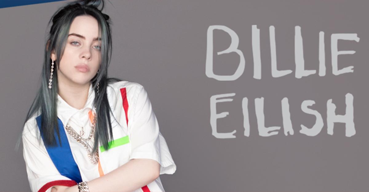 Billie Eilish: acquista ora il tuo biglietto per l'unica data in Italia